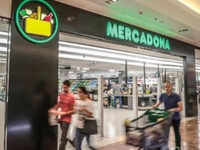 Un supermarket della catena Mercadona