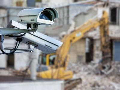 Le telecamere nei cantieri non possono essere utilizzate per scopi diversi da quelli dichiarati