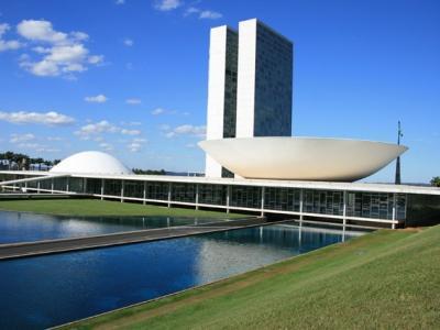 La sede del Congresso del Brasile